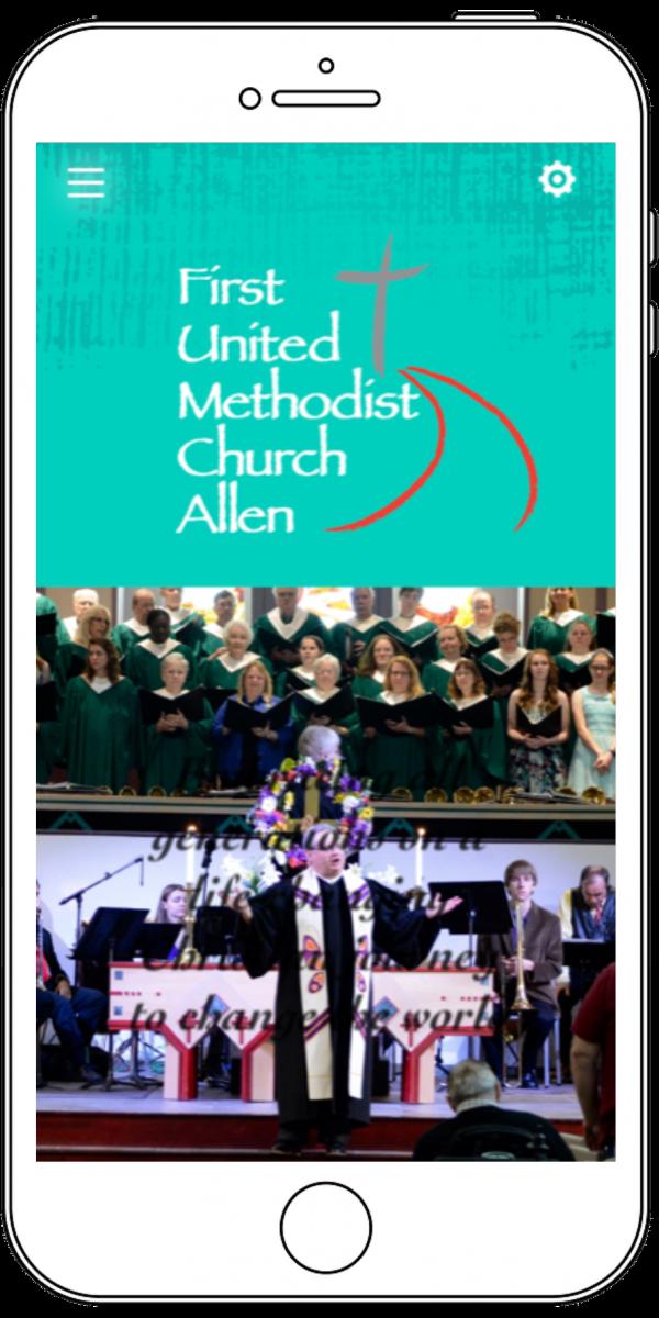 First United Methodist Church Allen2
