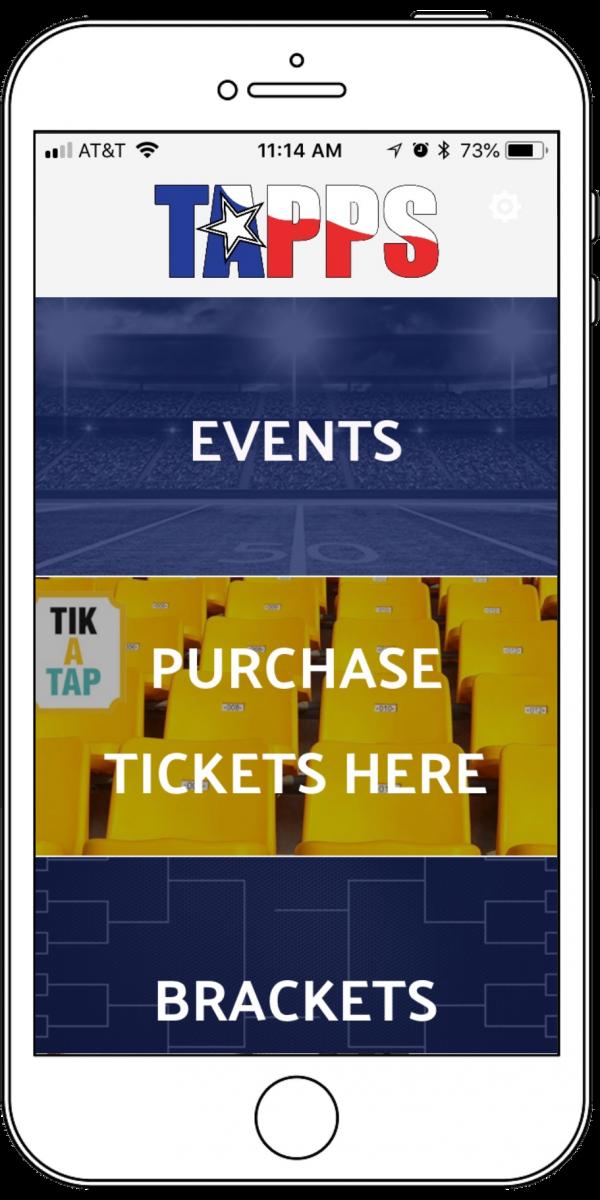 TAPPSS Fan App